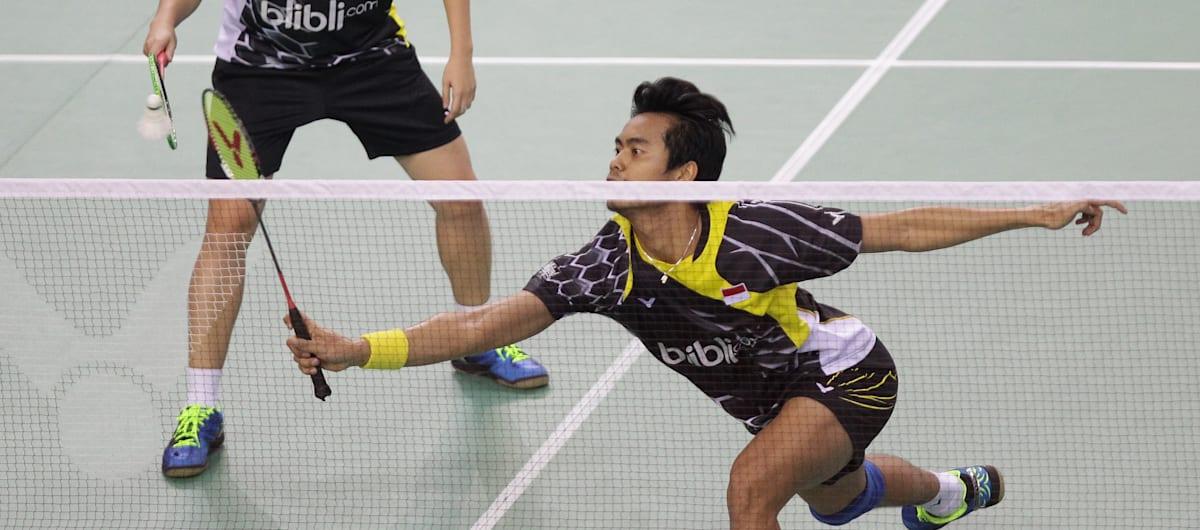 Полуфиналы | VICTOR China Open - Чанчжоу