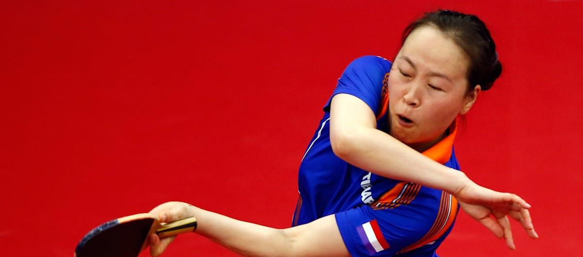 Día 5 | Campeonato de Europa de la ITTF - Alicante