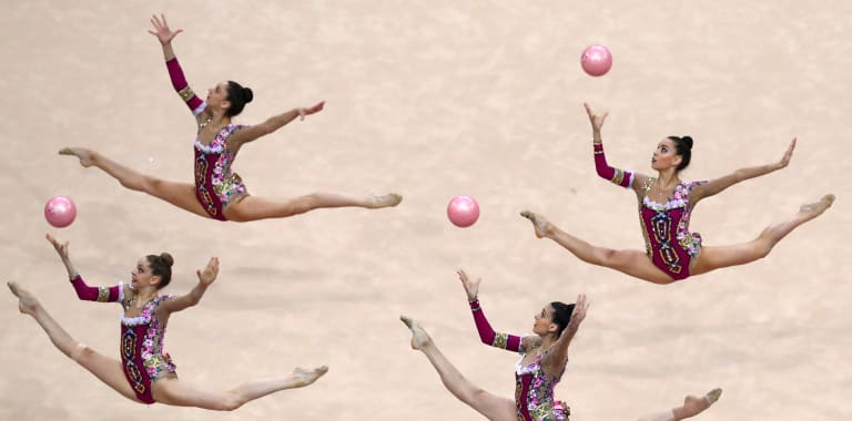 Group Competition - General | 2019 FIG World Championships - Baku