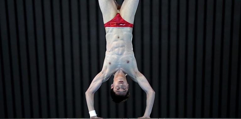 Herren 10m Platform Vorrunde | Wasserspringen - FINA WM - Gwangju