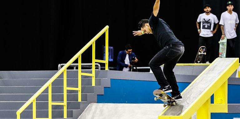 Final (M) | Campeonato Mundial SLS de la World Skate - São Paulo