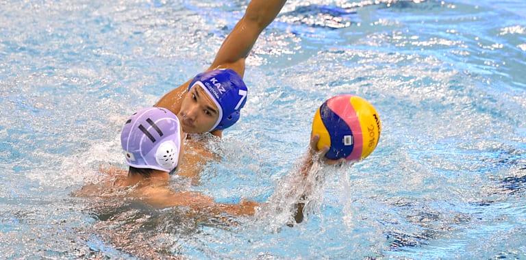 AUS v KAZ (H) | Water-Polo - Championnats du Monde FINA -Gwangju