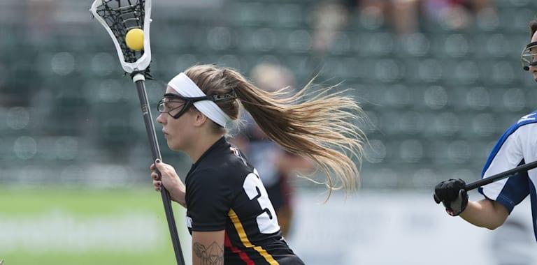 Англия - Германия   Чемпионат Европы среди женщин - Нетания