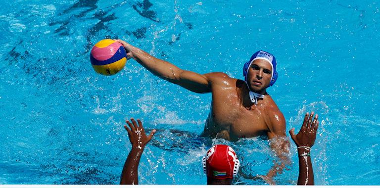 ألمانيا × الجبل الأسود رجال | كرة الماء - بطولة العالم