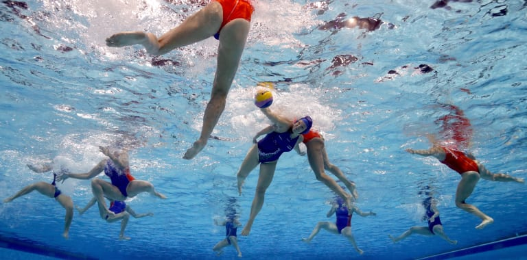 Women's NZL v NED | Water Polo - FINA World Championships
