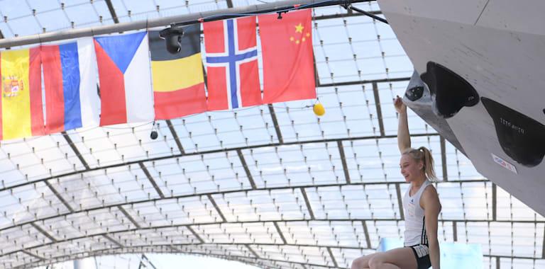 IFSC World Cup Lead - Briançon