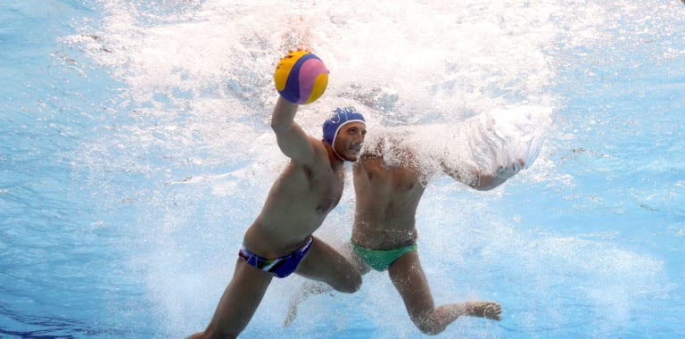 Men's Crossover Match 2 | Water Polo - FINA World Championships