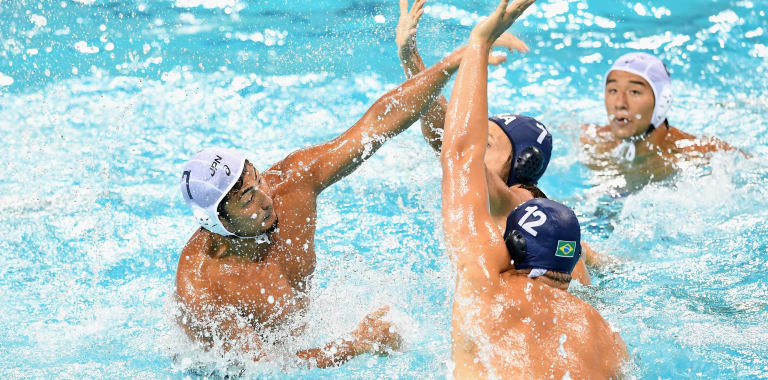 Men's QF 1 - SRB v ESP | Water Polo - FINA World Championships