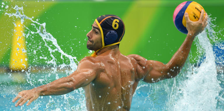 Men's QF 3 - HUN v AUS | Water Polo - FINA World Championships