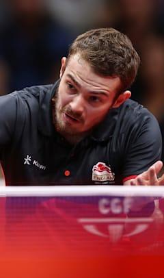 Campeonato de Europa ITTF - Alicante