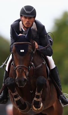Всемирные конные игры FEI - Трион