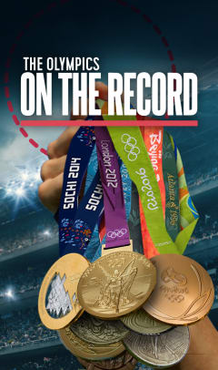 The Olympics On the Record