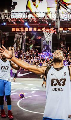 FIBA 3x3 World Tour Bloomage Finale - Peking