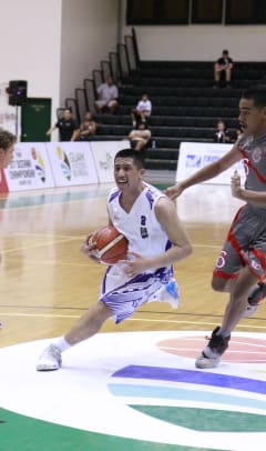 Championnats d'Océanie FIBA U15 (H) - Port Moresby