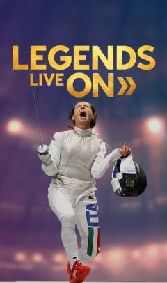 Legends Live On