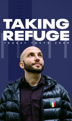 Taking Refuge: Target Tokyo 2020