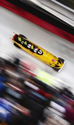 IBSF Bobsleigh and Skeleton World Cup - Winterberg