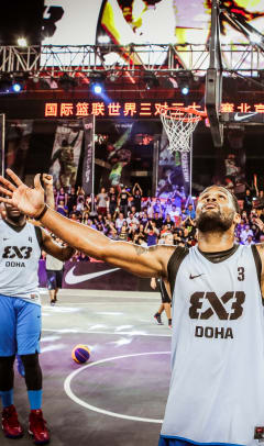 FIBA 3x3 World Tour Bloomage Final - بكين