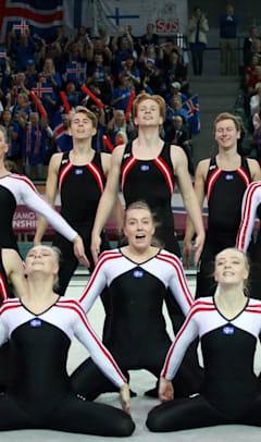 European TeamGym Championships - Odivelas