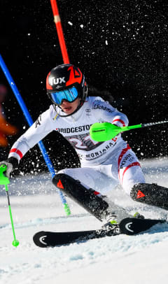 FIS Weltcup - Crans-Montana
