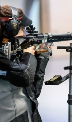 ISSF World Cup Rifle/Pistol - Munich