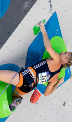 IFSC World Cup Lead - Briancon