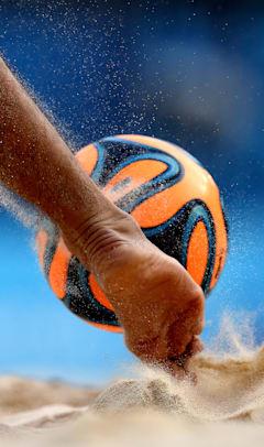 Средиземноморские пляжные игры - Патры