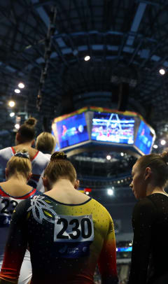 FIG World Challenge Cup - Paris