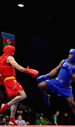 Campeonato Mundial 2019 - Xangai