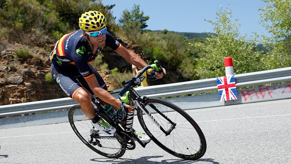 2018年の世界選手権を制したバルベルデは有力候補のひとりだ