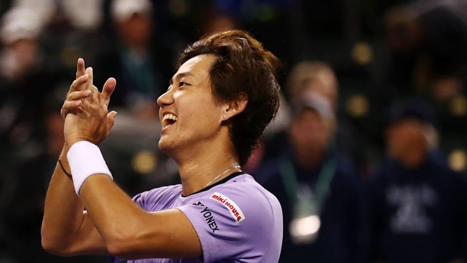 怪我からの復帰後、ATPツアー優勝を果たす