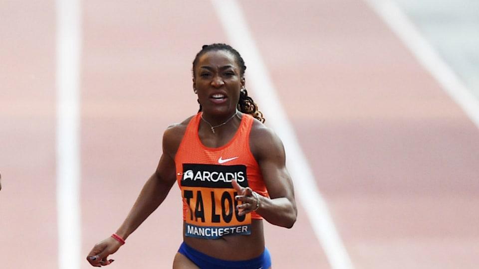 コートジボワールのマリー・ジョゼ・タ・ルーはリオ五輪の100mで4位に。東京五輪でのメダル獲得を狙う