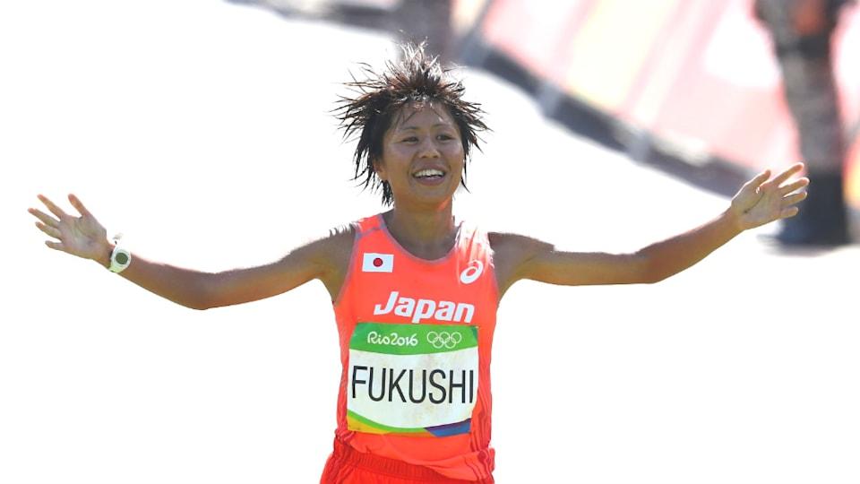 福士加代子はリオデジャネイロ五輪まで4大会連続でオリンピックに出場。名古屋ウィメンズマラソン2019でIAAFによる参加標準記録を突破している
