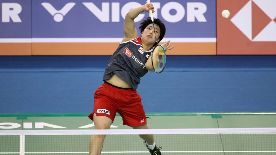 男子ダブルス後、女子シングルスで風向きを変えようとした山口茜だったが、1-2で中国選手に敗れた