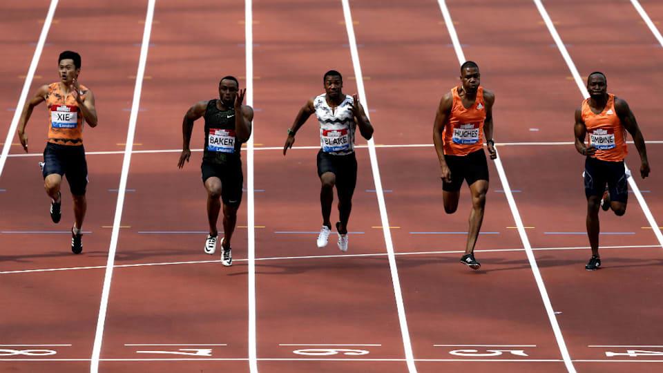 ワールドランキング導入で五輪参加標準記録もシビアに。2016年リオデジャネイロ五輪の100mは10秒16だったが、2020年東京五輪では10秒05に短縮された
