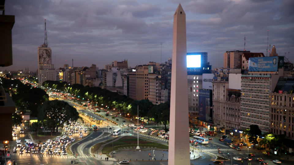 The Buenos Aires Obelisco, focal point of the Opening Ceremony of YOG 2018