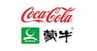 Coca Cola / Mengniu