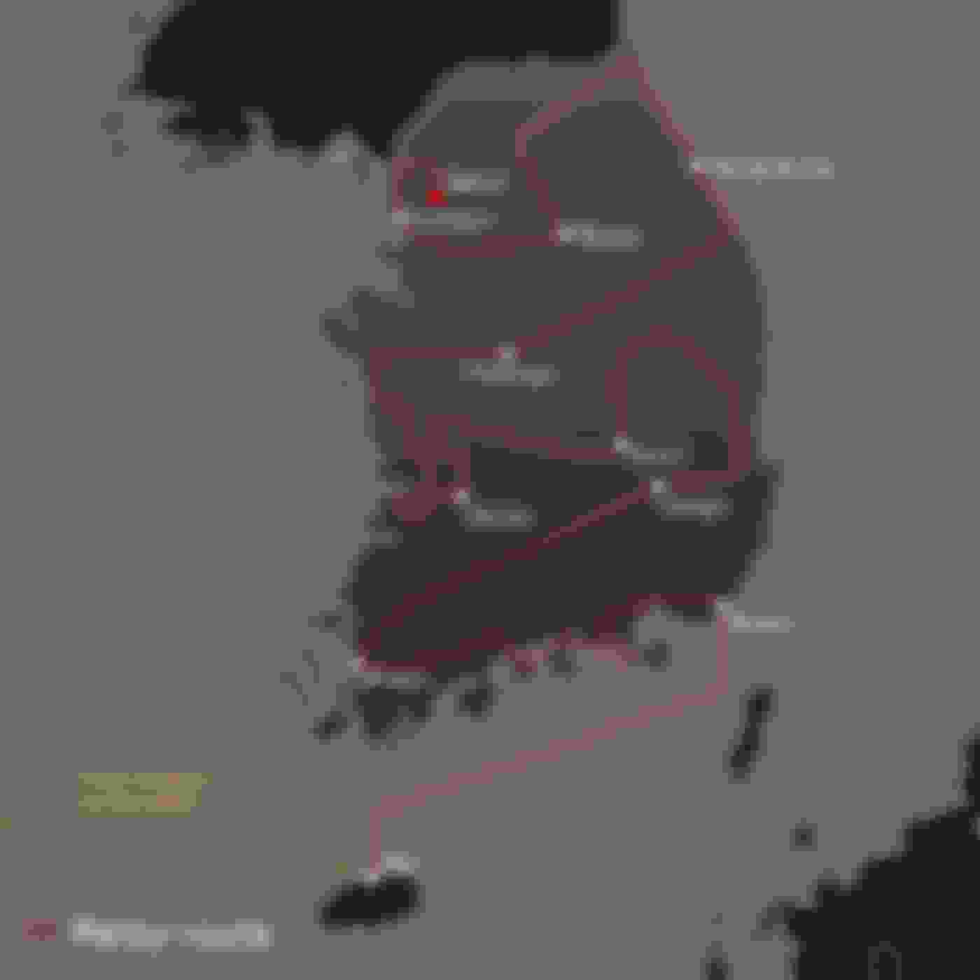 Seoul-1988-map