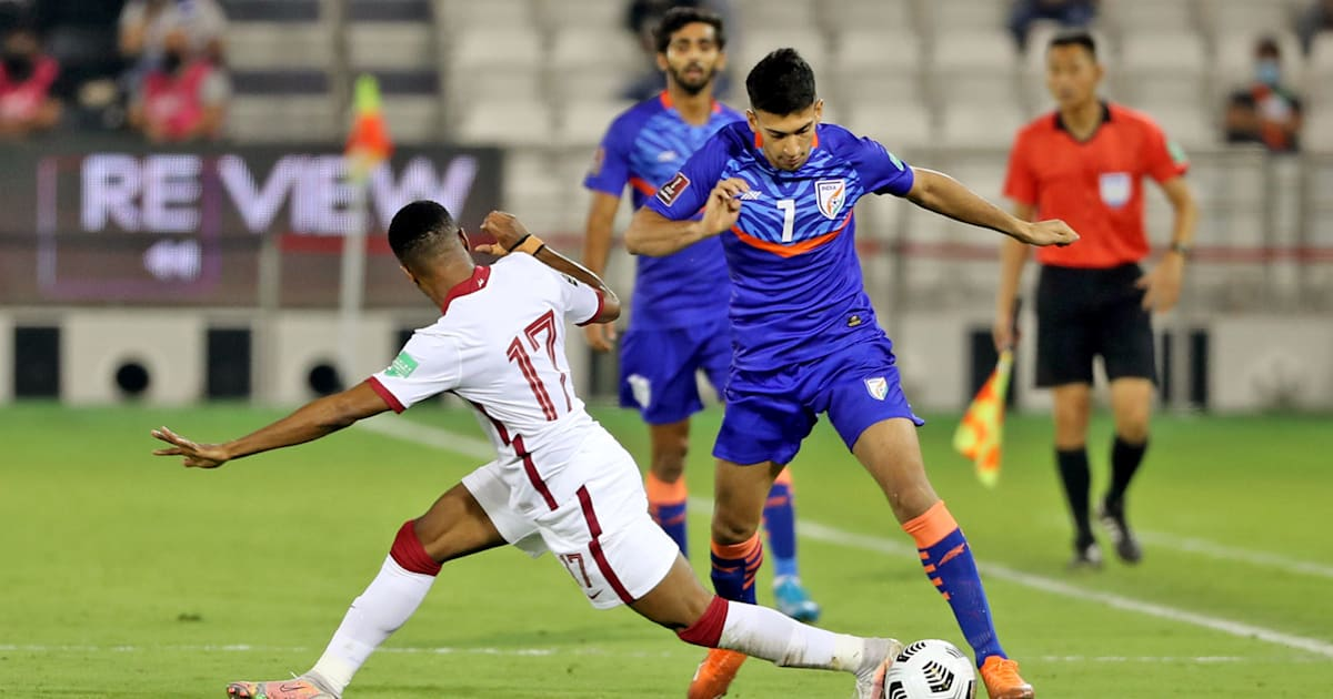 2022 FIFA World Cup Qualifiers: Bangladesh vs India - watch live