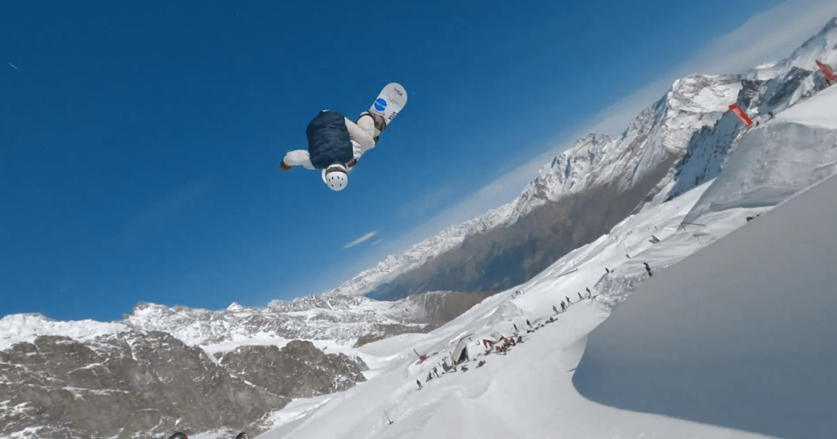 Watch 'Halfpipe Hype' - Olympic Channel's new snowboarding series