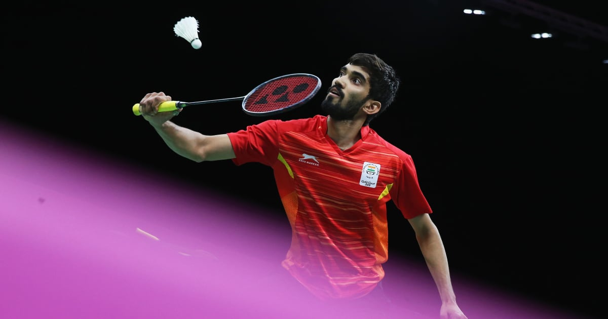 Denmark Open 2020: India's Kidambi Srikanth in action - watch live streaming
