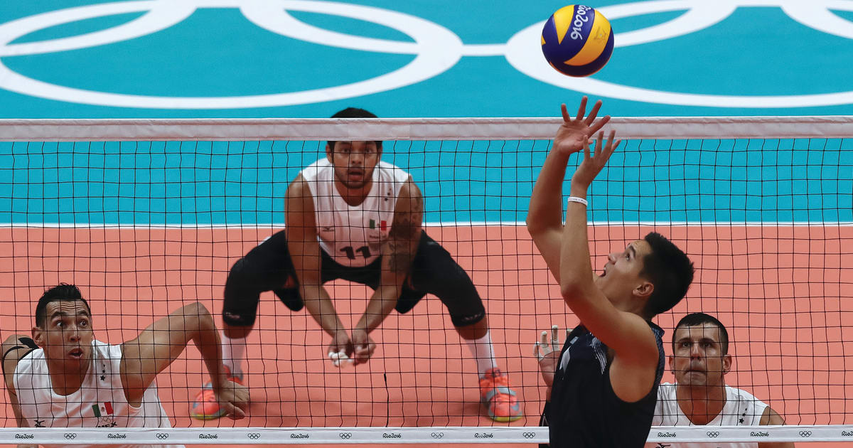 Volleyball - News, Athletes, Highlights & More