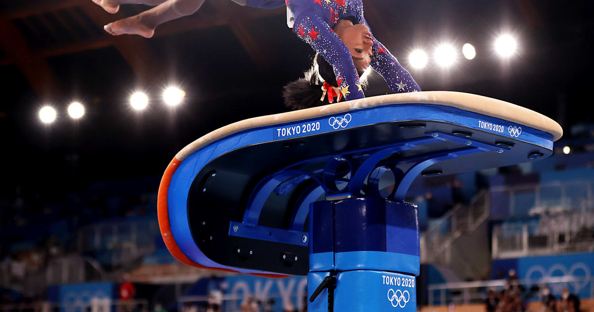 Tokyo Olympics artistic gymnastics women's team final – where to watch live in India
