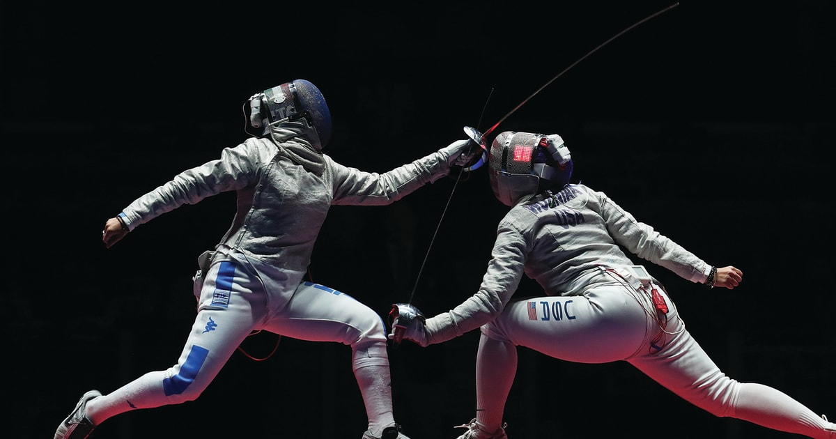 Fencing - News, Athletes, Highlights & More