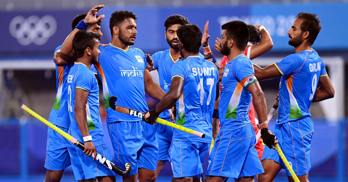 Tokyo 2020: Upbeat Indian men's hockey team faces Great Britain in quarter-final - watch live