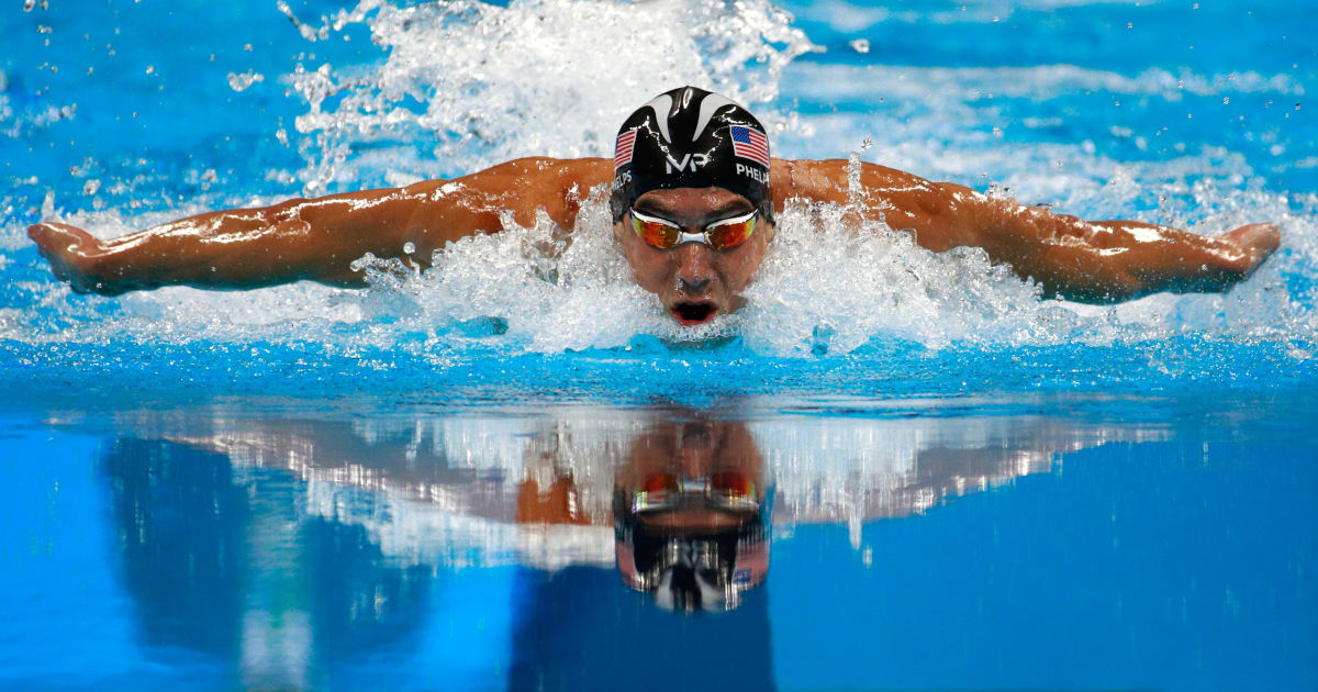 Michael Phelps: The man who dominated the Olympic pool like no other