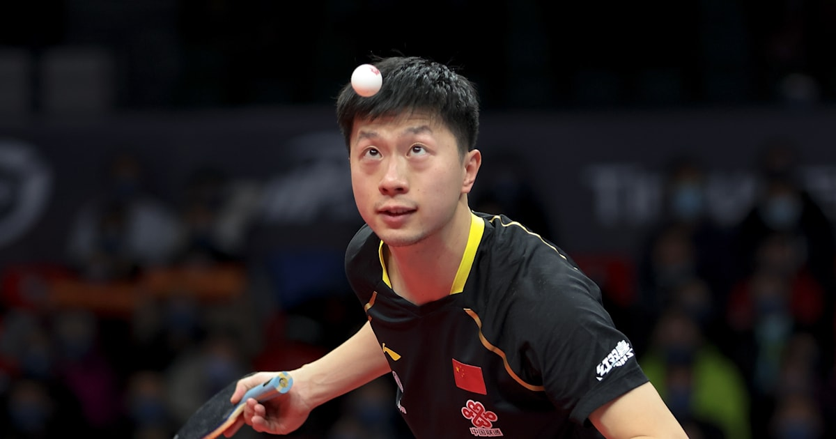 Five things to know about table tennis Olympic champ Ma Long