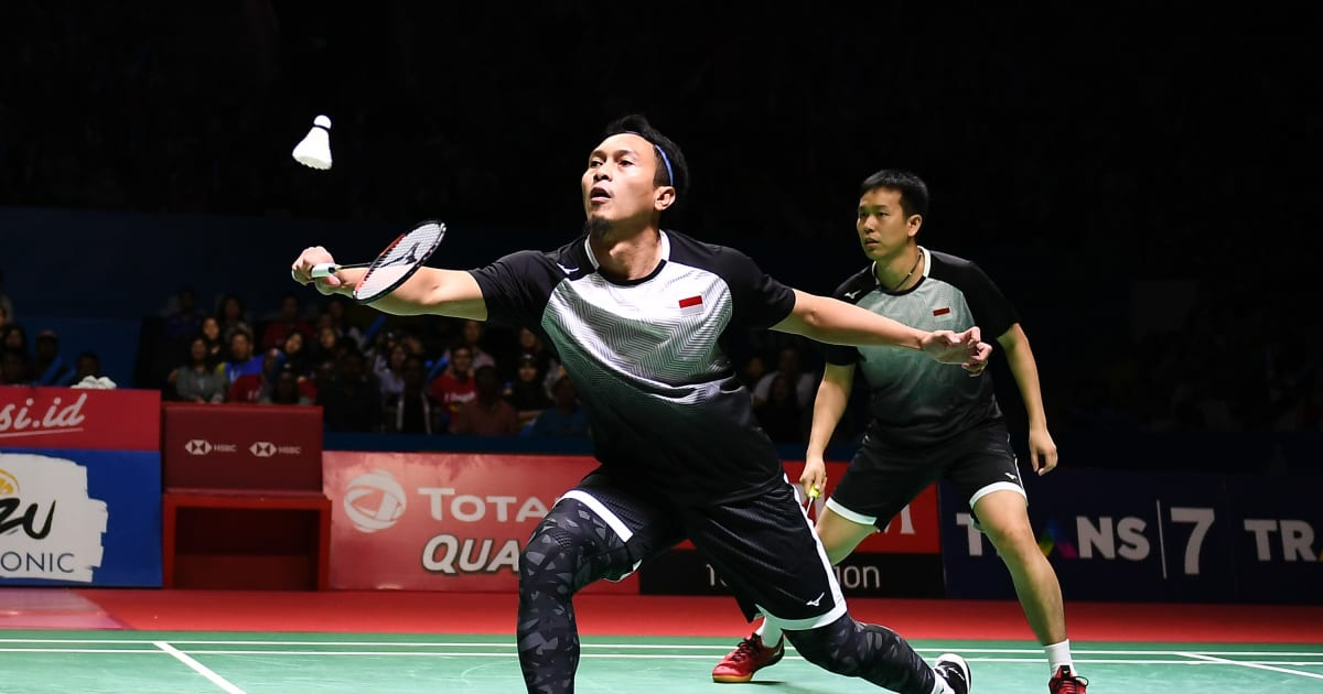 Indonesia target a title at the Badminton World Championships