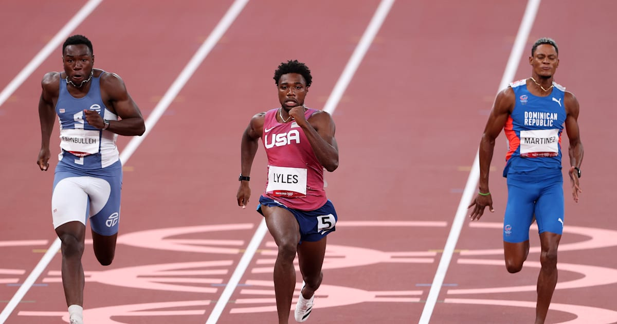 Tokyo Olympics, men's 200m final: Andre de Grasse, Noah Lyles chase Usain Bolt's title - watch live in India