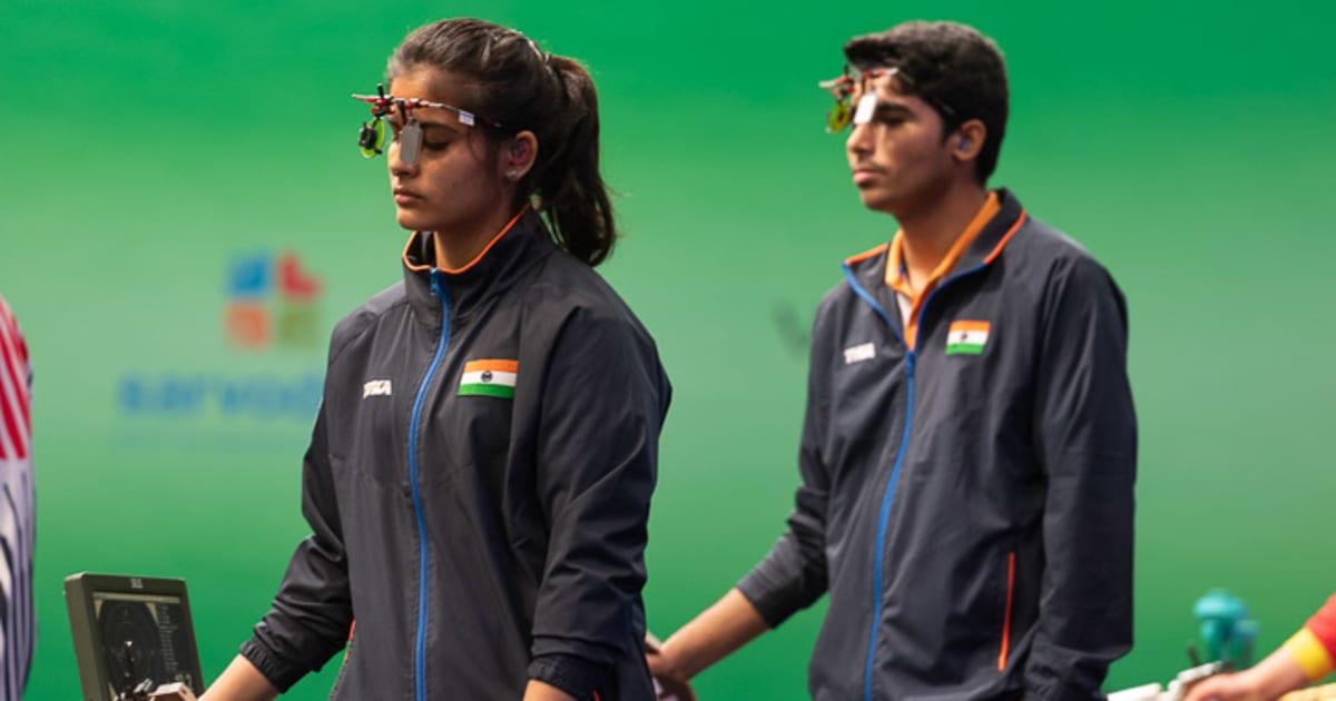 Tokyo Olympics, 10m air pistol mixed team shooting: Watch live Manu Bhaker, Saurabh Chaudhary